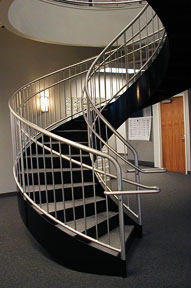 High Quality Straight Stairs